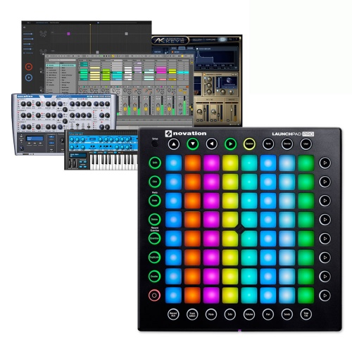 ​Novation Launchpad Pro, 64 Button Ableton Live Performance Controller