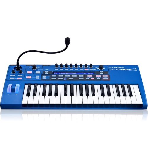 Novation Ultranova Virtual Analogue Synthesizer
