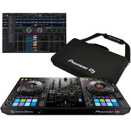 Pioneer DDJ-800, Rekordbox DJ + Carry Bag Bundle Deal