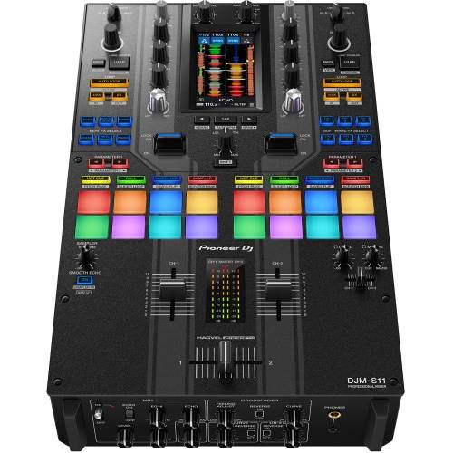Pioneer DJM-S11-SE, Limited Edition Battle Mixer