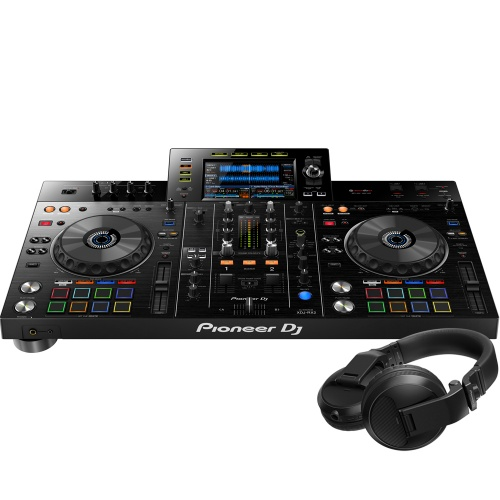 Pioneer XDJ-RX2 + Rekordbox DJ Software & Free HDJ-X5BT Headphones