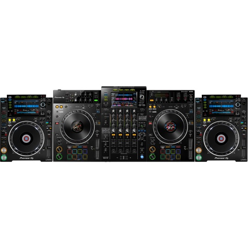 Pioneer XDJ-XZ, All-In-One DJ System + CDJ-2000NXS2 Bundle Deal