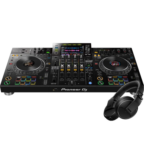Pioneer XDJ-XZ, All-In-One DJ System + HDJ-X Headphones Bundle Deal
