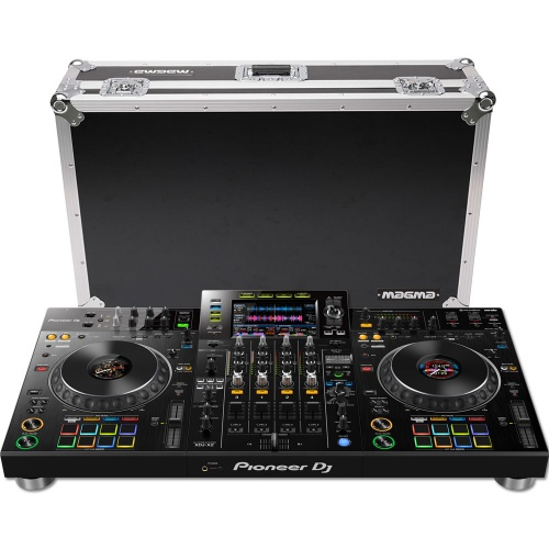Pioneer XDJ-XZ, All-In-One DJ System + Magma Flight Case Bundle Deal