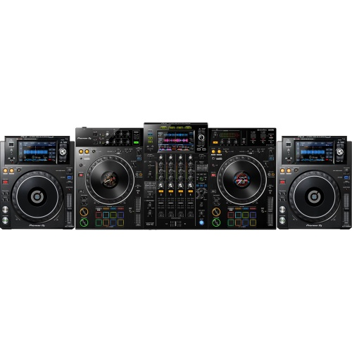 Pioneer XDJ-XZ, All-In-One DJ System + XDJ-1000 MK2 Players Bundle Deal