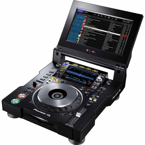 Pioneer CDJ-TOUR1 Multimedia DJ Player & Controller With Touch Screen