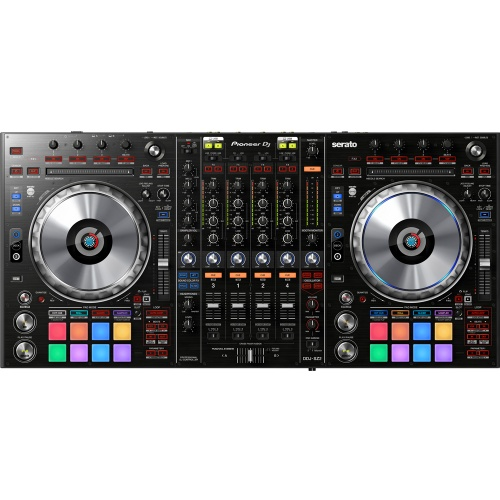 Pioneer DDJ-SZ2 Flagship 4 Channel Controller + Serato DJ Full Version