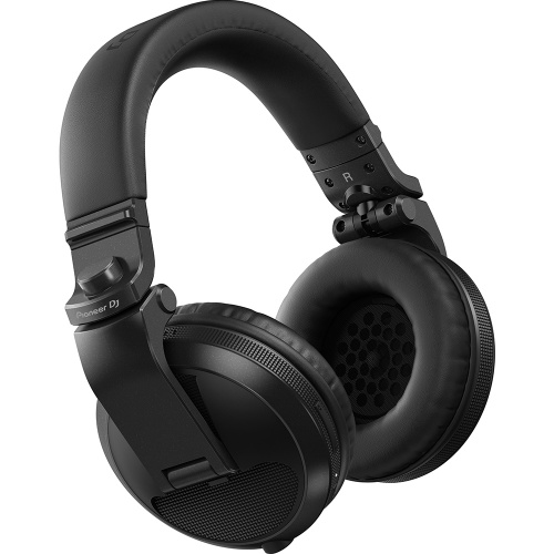 Pioneer HDJ-X5BT Black Bluetooth Wireless DJ Headphones