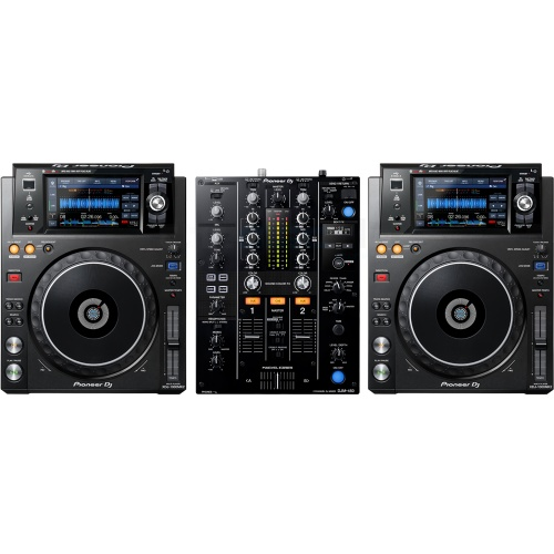 Pioneer XDJ-1000 MK2, DJM-450 Mixer + Rekordbox Bundle Deal