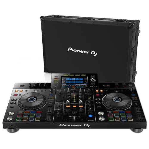 Pioneer XDJ-RX2 + Official FLT-XDJRX2 Flight Case Bundle Deal