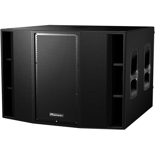 Pioneer XPRS215S, 1200w RMS Twin 15'' Active PA Subwoofer