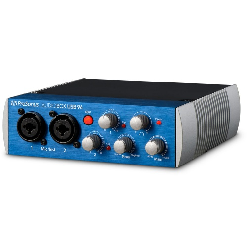 Presonus AudioBox USB 96, 2x2 Audio Interface With MIDI