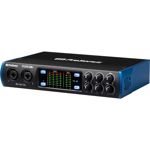 Presonus Studio 68c Ultra-High-Def USB Audio Interface