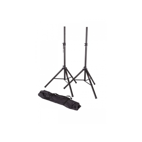 Proel Professional Speaker Stands With Nylon Carry Bag