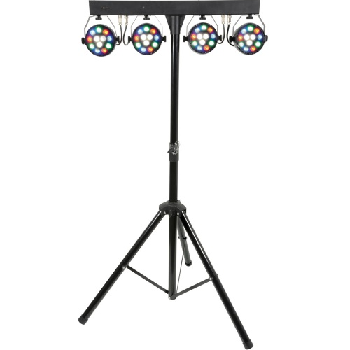 QTX Portable LED Par Bar Lighting System