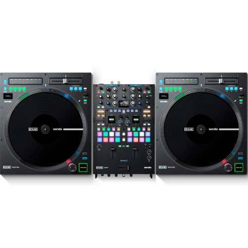 Rane Twelve MKII (Pair) + Seventy Bundle