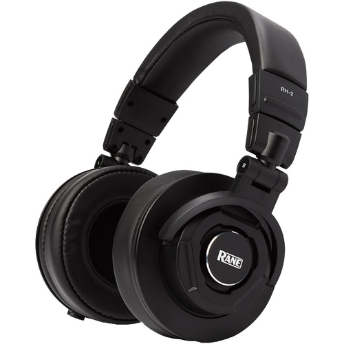 Rane RH-2, 50mm Over-Ear Monitoring Headphones