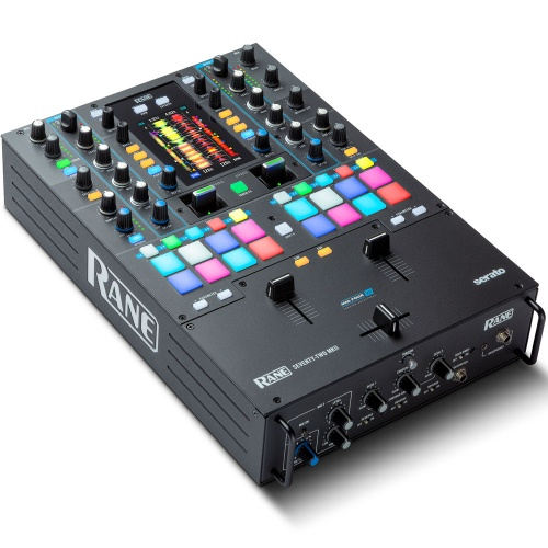 Rane Seventy Two MKII, Premium Turntablist Mixer