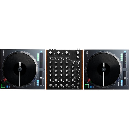 Rane Twelve (Pair) + MP2015 Bundle Deal