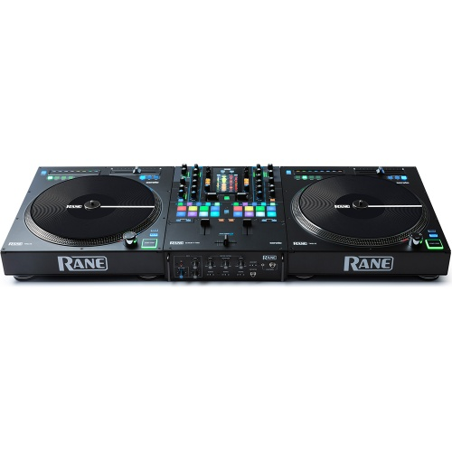 Rane Seventy-Two + 2x Twelve Bundle Deal Inc. Serato DJ Pro & DVS