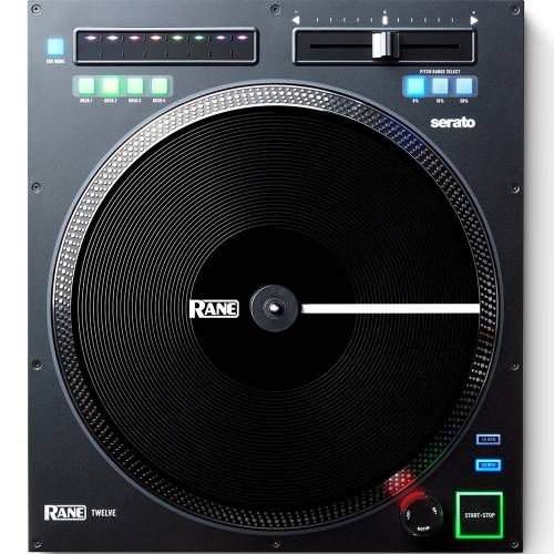 Rane Twelve, Full Size Digital Turntable Controller (Single)