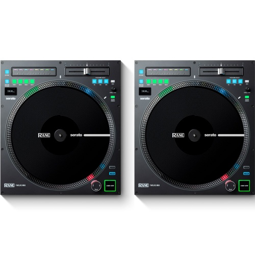 Rane Twelve MKII, Motorised Digital Turntables Controller (Pair)