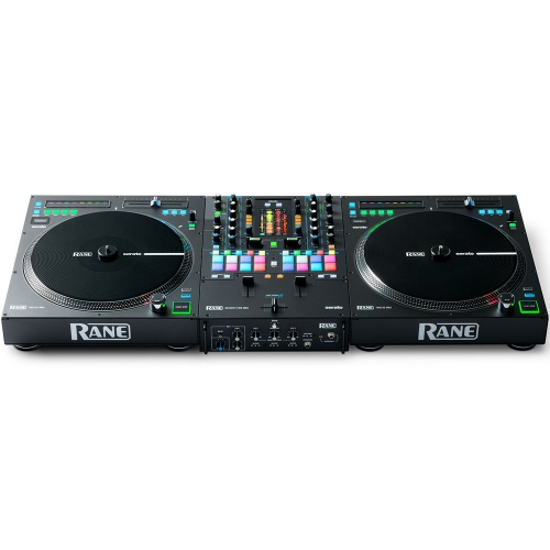 Rane Twelve MKII (Pair) + Seventy-Two MKII Bundle