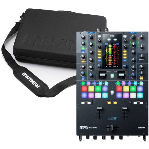 Rane Seventy Two Mixer + Magma CTRL Carry Case