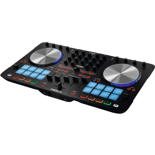 Reloop Beatmix 4 MK2 USB DJ Controller with Serato Lite Software