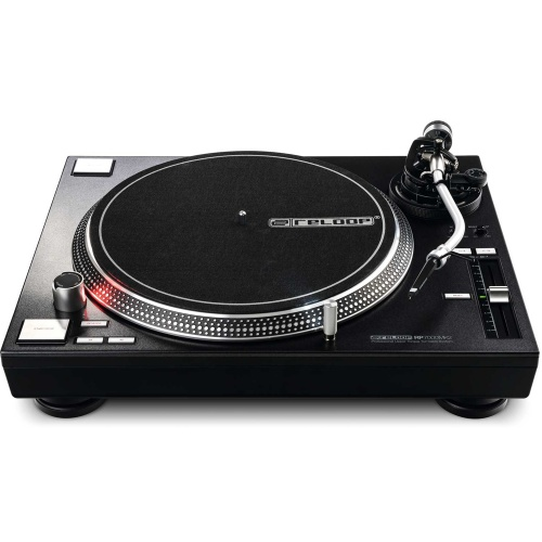 Reloop RP7000 MK2 Black Professional DJ Turntable (Single)