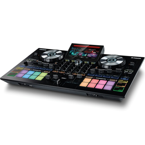 ​Reloop Touch, DJ Controller With 7'' Touchscreen + Virtual DJ 8 Pro