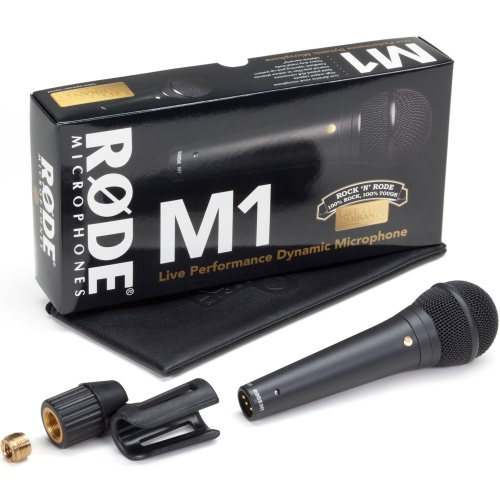 Rode M1 Handheld Dynamic Vocal Microphone
