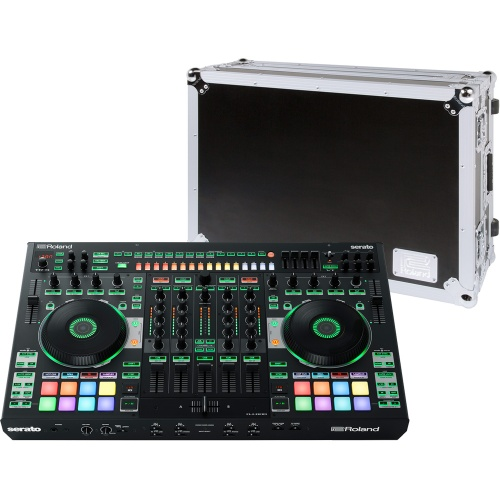 Roland DJ-808 + Official Flight Case Bundle Deal