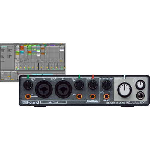 Roland Rubix 24 - 2 In 4 Out USB Audio Interface