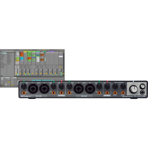 Roland Rubix 44 - 4 In 4 Out USB Audio Interface