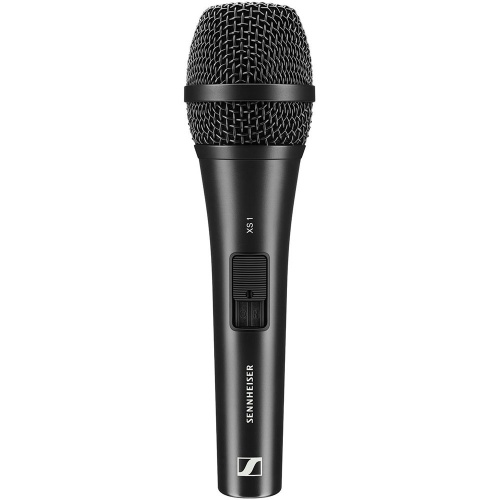 Sennheiser XS-1 Dynamic Vocal Microphone (Switched)