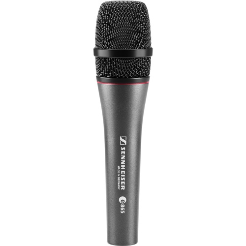 Sennheiser Evolution E865 Handheld Condenser Vocal Microphone