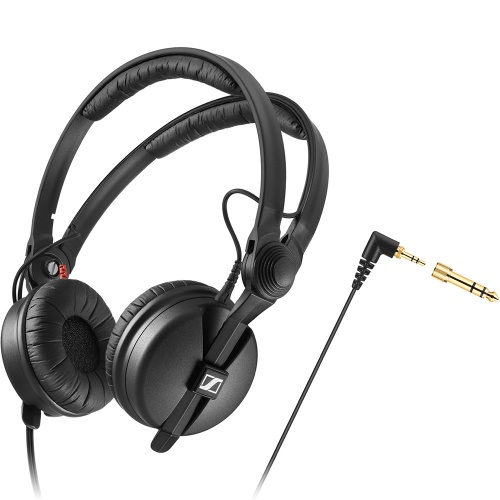 Sennheiser HD25 Pro DJ/Monitoring Headphones