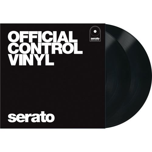 Serato Performance Series Control Vinyl - Black (Pair)