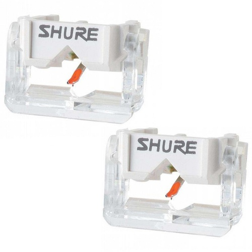 Shure N44-7 Replacement Stylus For Shure M44-7 Cartridge (Pair)