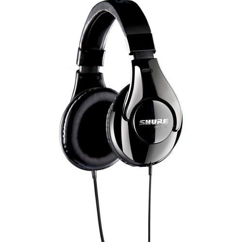 Shure SRH240A Professional Quality DJ/Listening Headphones