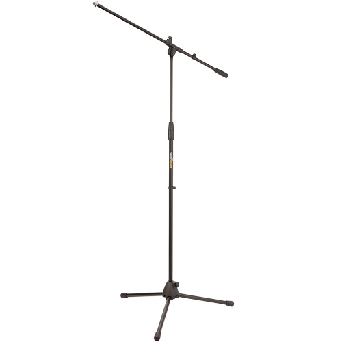Soundsation SMICS-60-BK Microphone Boom Stand With Tripod Base
