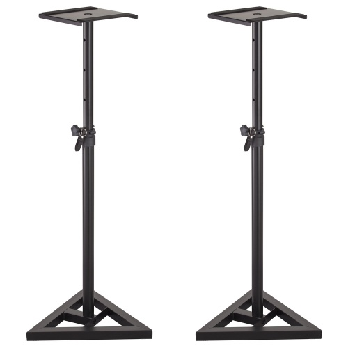 Soundsation SMON-200 Height Adjustable Studio Monitor Stands (Pair)