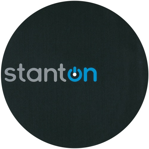 Stanton DSM-10 Professional DJ Turntable Slipmats (Pair)