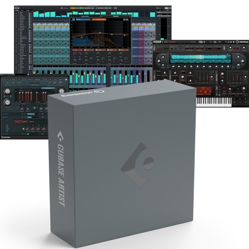 Steinberg Cubase Artist 10.5 Education Version (47668)