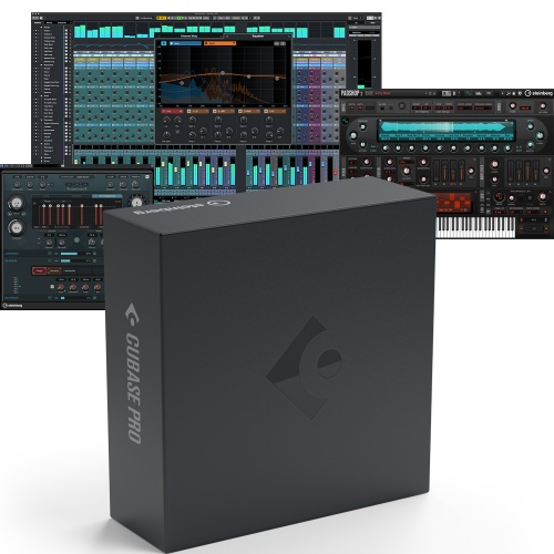 Steinberg Cubase Pro 10.5, UPGRADE From AI6 Or Higher (47665)