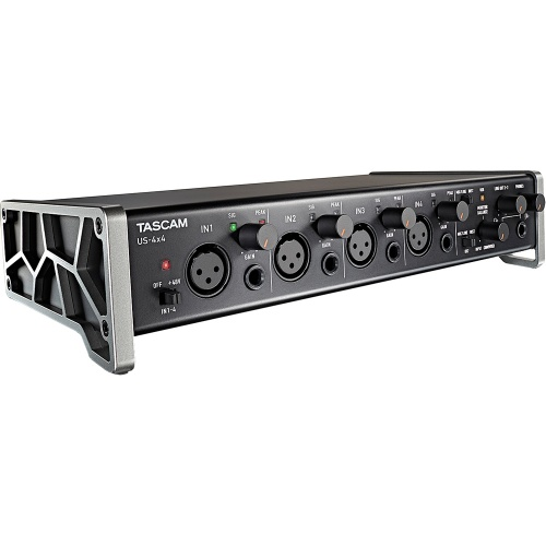 Tascam US-16x08 USB Audio/MIDI Interface (16 in, 8 out)