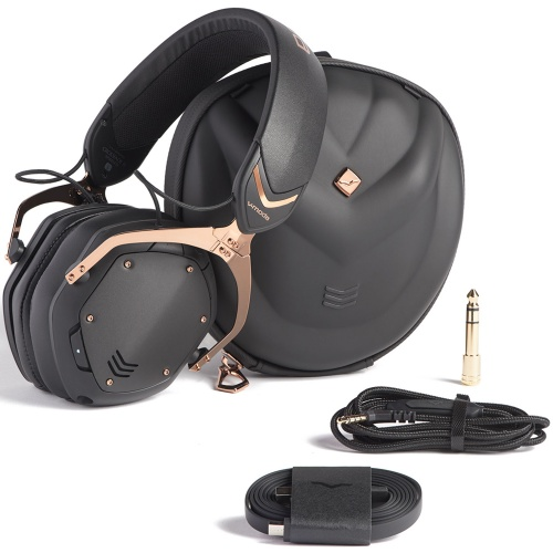 V-Moda Crossfade 2 Wireless Codex Edition Rose Gold Black
