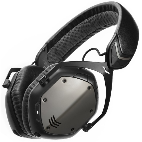 V-Moda Crossfade Wireless Headphones Gunmetal Black