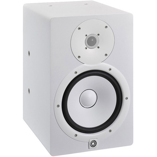 Yamaha HS8i White Active Studio Monitor With Mounting Points (Single)